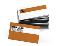 Mad Dash Branding/Identity Project