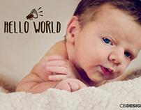 Evan | Newborn Photoshoot