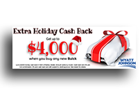 Holiday Cash Back