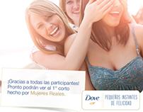 Dove- #MeHaceCosquillas + corto HappyPics