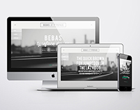 Bebas Typeface