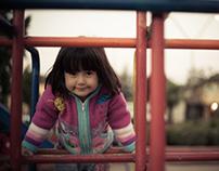 Niños en el parque // Kids @ the park