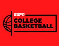 ESPN COLLEGE BASKETBALL | 2017 REBRAND