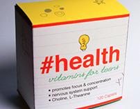 #Health - Vitamins for teenagers