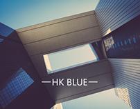 Photography - HK Blue