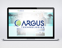 Argus Technologies LLC Website
