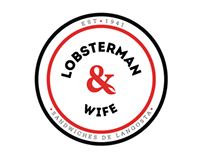Lobsterman & Wife