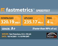 Fastmetrics Prices & Cost Infographic