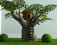 3D Plants and Trees