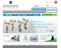 LittleGifts, Inc. Ecommerce Website