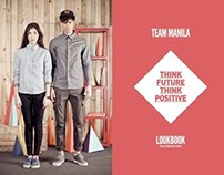 Team Manila 2013 Fall/Holiday Lookbook