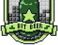 Pixels: Bitbeer Shirt