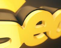 3D Logo Intro | Seo Barô Caffè