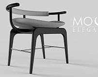 MOON chair.