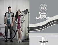"Team Manila ""63 Brand New Movement"""