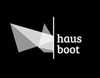 Branding & Logo haus boot | electric music promoter