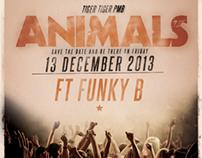 Animals Club poster