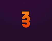 Tres Media Logo