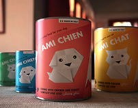 Ami Chat / Ami Chien