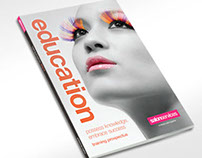 Prospectus Design - Salon Services 2013