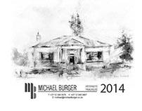 Michael Burger 2014 Calender