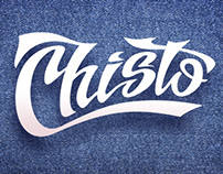 Chisto wear logo lettering