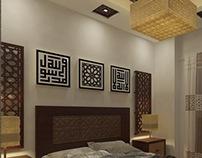 bedroom three styles
