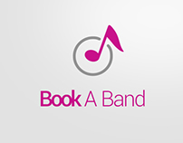 Band Booking Website