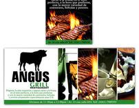 Angus Grill. Restaurant especialista en carnes