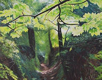 Woodland Paintings