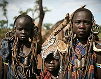Tribal Life in Southern Ethiopia