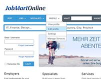 JobMartOnline service