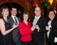 Beyond The Call of Duty at Work Award 2011