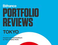 Behance Japan Portfolio Review #5 | Poster