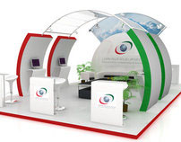 NCMS 3d Exhibition Stand