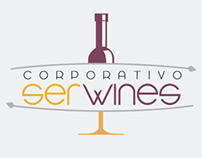 Corporativo Serwines {Logotipo Propuesta}