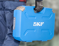 SKF ball bearing storage system