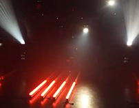 Automated Lighting: Baba Yetu
