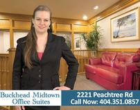 Buckhead Midtown Office Suites Atlanta Business Video