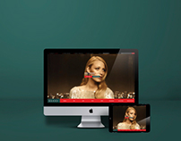 Gucci - Website Redesign Concept