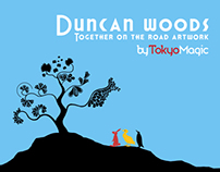 Duncan Woods Together on the Road Artwork