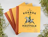 Kokbok för hästfolk – Cookbok