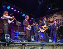 """The Steep Canyon Rangers"" - Written Work"