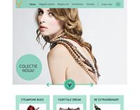 Online Store - Handmade Jewellery