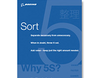 5S Banner Series for Boeing