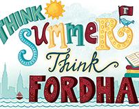 Think Summer, Think Fordham