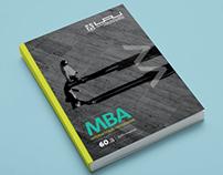Folleto MBA / UAI 2014