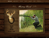 Hunting Ranch HTML5 Template 300111593
