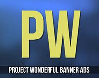 Project Wonderful Advertisements