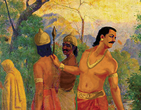 Ravi Varma Paintings Reloaded